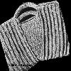 Thumbnail 1935 Butterfly Handbag Vintage Crochet Pattern