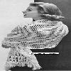 Thumbnail Fantasy Stars Shawl Crochet Pattern